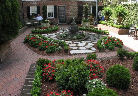 Secret Garden Tour Savannah Ga Garden Ftempo