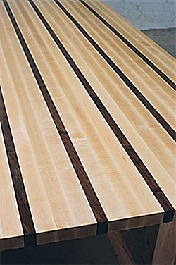 The Timeless Look Of Butcher Block In The Kitchen Has A New, Modern Twist.  Creative Options Include The Use Of Eco Friendly FSC Certified (Forest ...