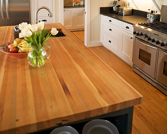 Butcher Block And Wood Countertops Have Evolved To Include A Variety Of Lookaterials Yet Still Offer Timeless Look In Either Traditional Or