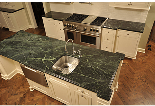 Locally Quarried Stone Countertops Greenstrides Sustainable