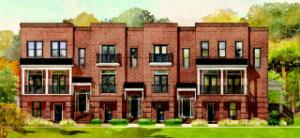 rowhomes in raleigh, nc