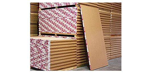 strawboard